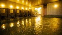 ■男性専用大浴場■16:00~1:00/6:00~10:00