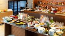 【SAKURA TERRACE】自慢の朝食ビュッフェ