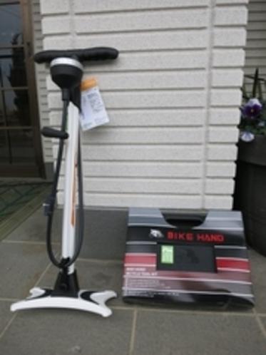 自転車の工具