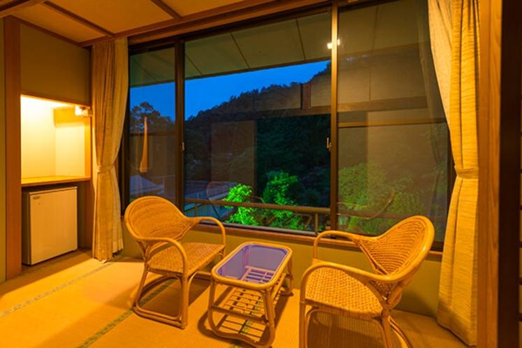 夜のお部屋(イメージ)