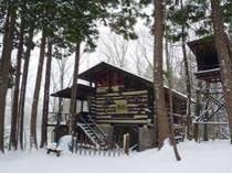 冬_雪の中のB&B