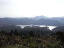 高岳から聖湖