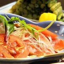 料理_夕食_冬_サラダ