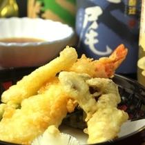 料理_夕食_てんぷら