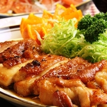 料理_夕食_冬_肉