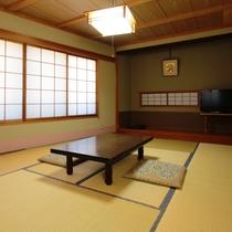 1室限定、10畳タイプのお部屋