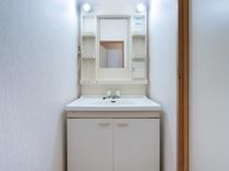 【禁煙】ツインルーム(バスなし)洗面所