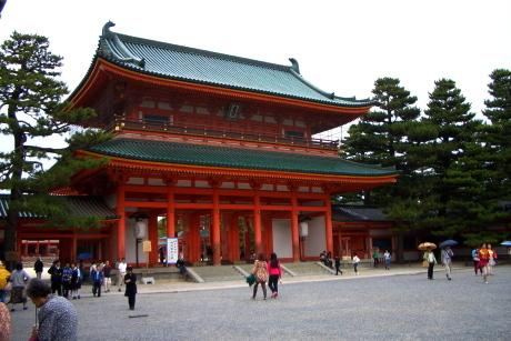 平安神宮(応天門)