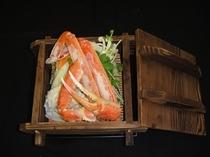 蟹セイロ蒸し