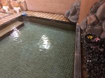 大浴場③ 源泉かけ流し天然温泉