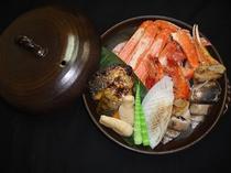 山海宝楽焼(2名盛り)