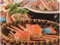 カニ料理(イメージ)