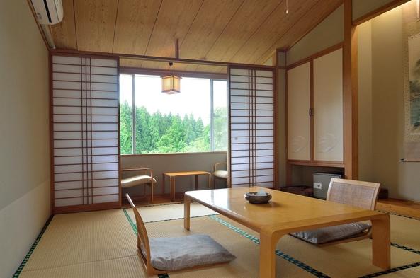 【和室10畳×平日プラン】西会津ならではの食材を生かした創作和食膳と源泉掛け流しの温泉を楽しむ