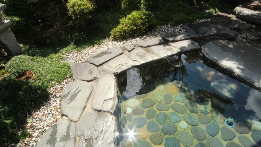 庭園付露天風呂