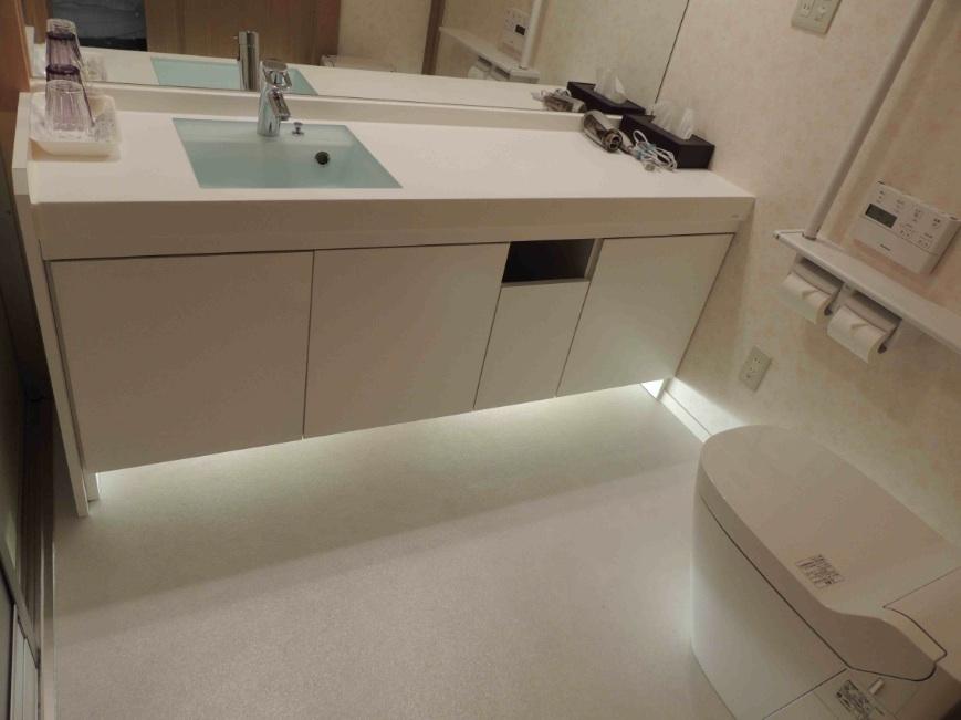 館内 Room1洗面室