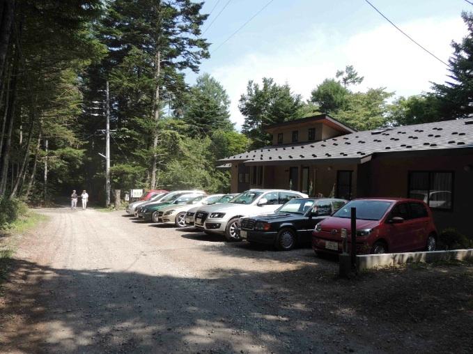 施設 駐車場周辺の景色4