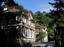 観光 旧三笠ホテル