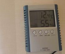 館内 室温/外気温/湿度 測定器