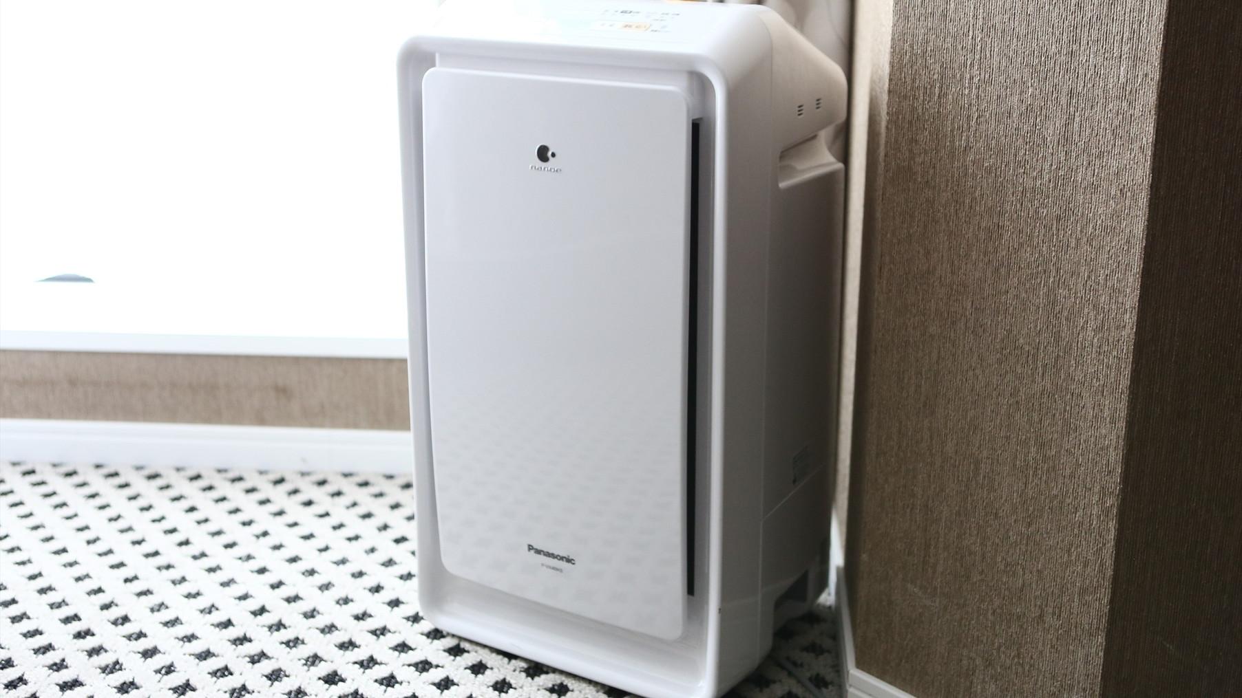 ■【貸出】空気清浄機/加湿器/アイロン(数量限定)