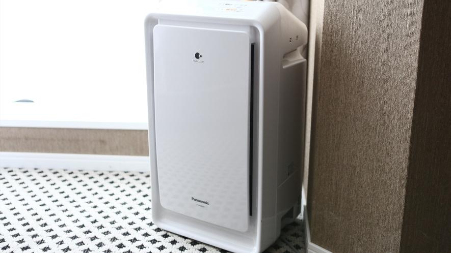 ■【貸出】空気清浄機/加湿器(数量限定)