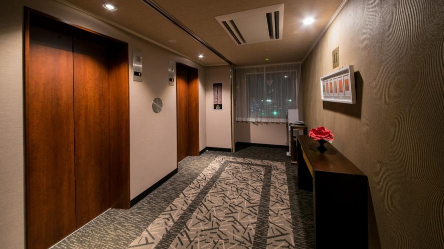 ■エレベーターホール