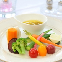 箱根西麗野菜バーニャカウンダー