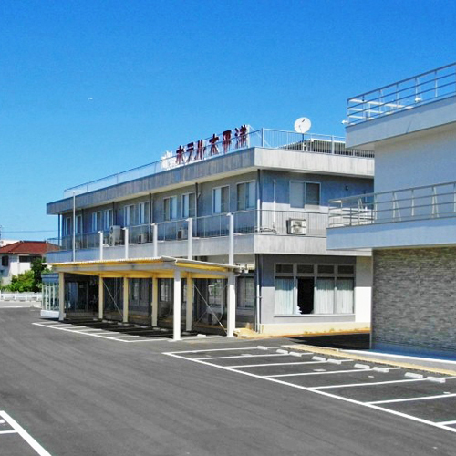 【外観】鳴門I.Cから一番近いビジネスホテル☆お仕事に観光の拠点に便利です!