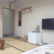 *【和室<禁煙>例】畳のお部屋で、足を伸ばしてごろりと♪