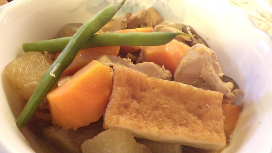 *【夕食一例】日替わりのメニュー。今日のおかずは何だろう♪