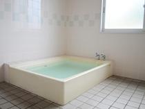 【浴室】旅の疲れはお風呂でゆっくりと癒して
