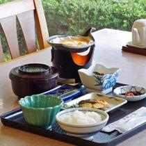 ≪朝食≫一日の始まりは身体にやさしい和食が一番!