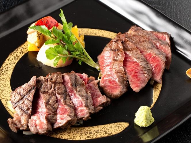 食べ比べステーキ単品