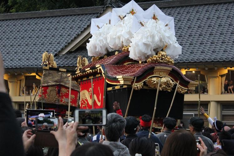 城崎 秋祭り