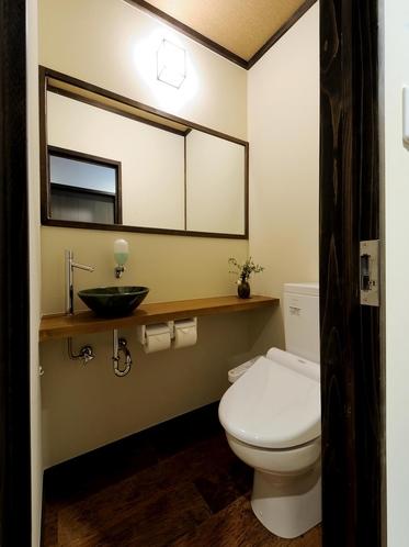 2階ロビー お手洗い