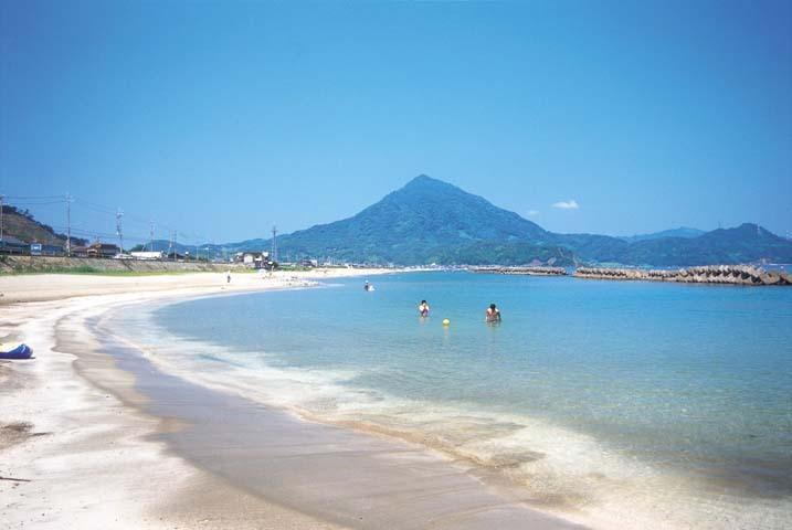 海と青葉山
