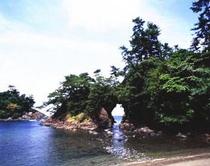 明鏡洞(城山公園)