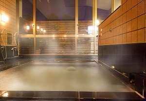 源泉からは70のお湯が湧き出ています