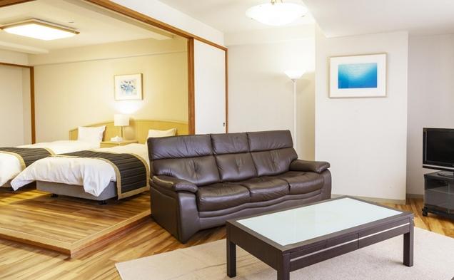 素泊まりプラン ◆客室広さはゆとりのある58平米以上◆