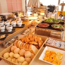 レストラン アチェロ 朝食ブッフェ