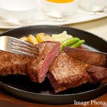 ステーキディナーイメージ
