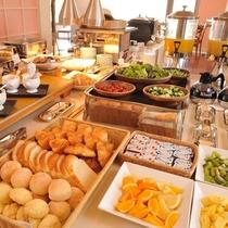 朝食ブッフェイメージ