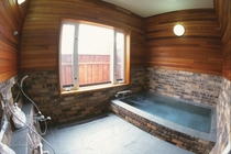 レッドシダー浴室