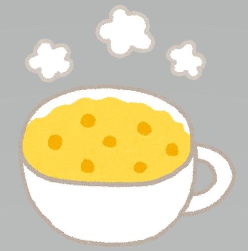 朝食にコンソメスープ、コーンスープが仲間入り