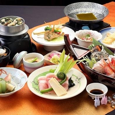 【楽天スーパーSALE】8%OFF!【海の幸】お魚大好き!能登舟盛会席膳♪