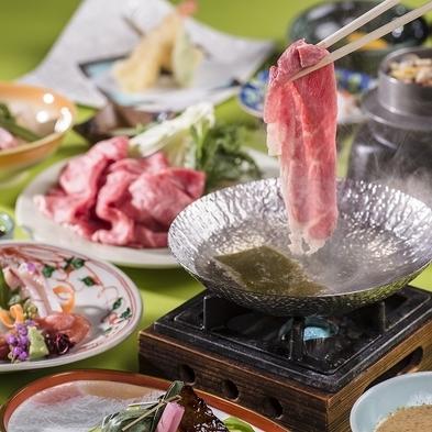 【郷土味覚】地元ブランド能登牛をしゃぶしゃぶで食す!!