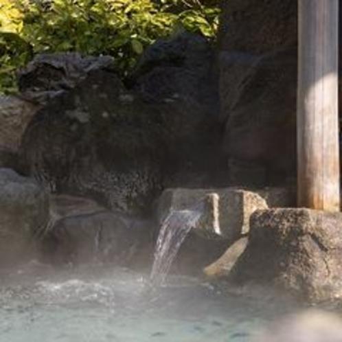 湯量豊富!志賀の郷温泉