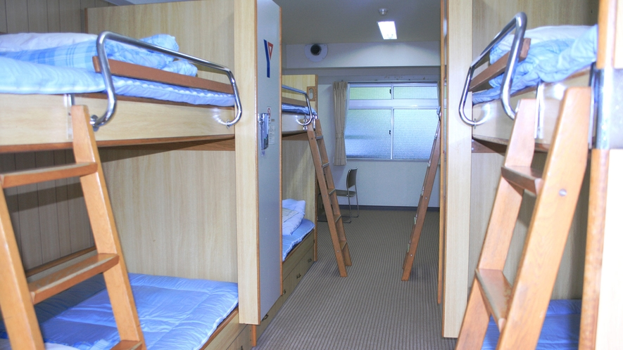 ・2段ベッドルーム
