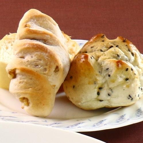 ガンジー牧場のパン