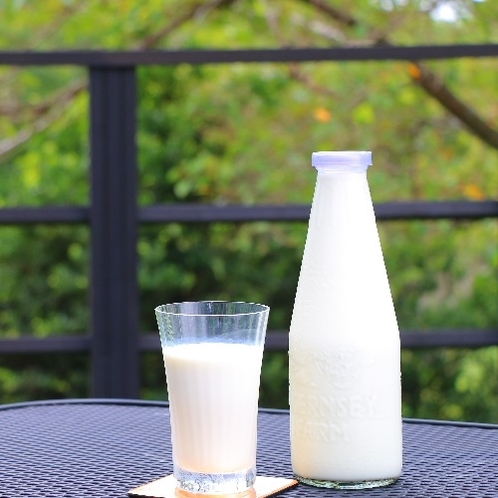 ガンジー牛乳