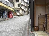 石畳み通り入口2